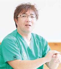 ONE LOVEプロジェクトの賛同者でもある、ユウ動物病院院長の岸川直幹先生 岸川先生のONE LOVEメッセージ